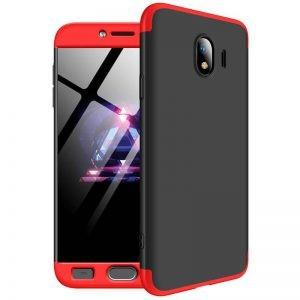 قاب محافظ Samsung Galaxy J4 Color Full Cover