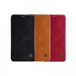 کیف چرمی نیلکین Qin Case Samsung Galaxy J4
