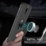 محافظ ژله ای Magnetic Ring Case Samsung Galaxy J7 Pro