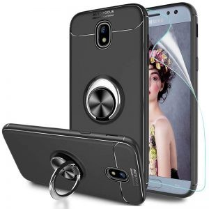 محافظ ژله ای Magnetic Ring Case Samsung Galaxy J7 Pro
