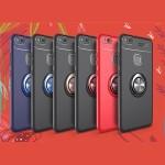 محافظ ژله ای Magnetic Ring Case Huawei P10 Lite