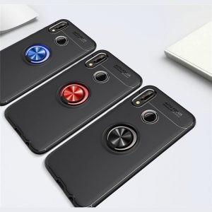 محافظ ژله ای Magnetic Ring Case Huawei P20 Lite