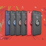 محافظ ژله ای Magnetic Ring Case Huawei P8 Lite 2017