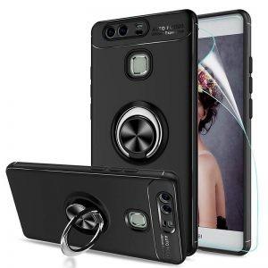 محافظ ژله ای Magnetic Ring Case Huawei Honor 7x