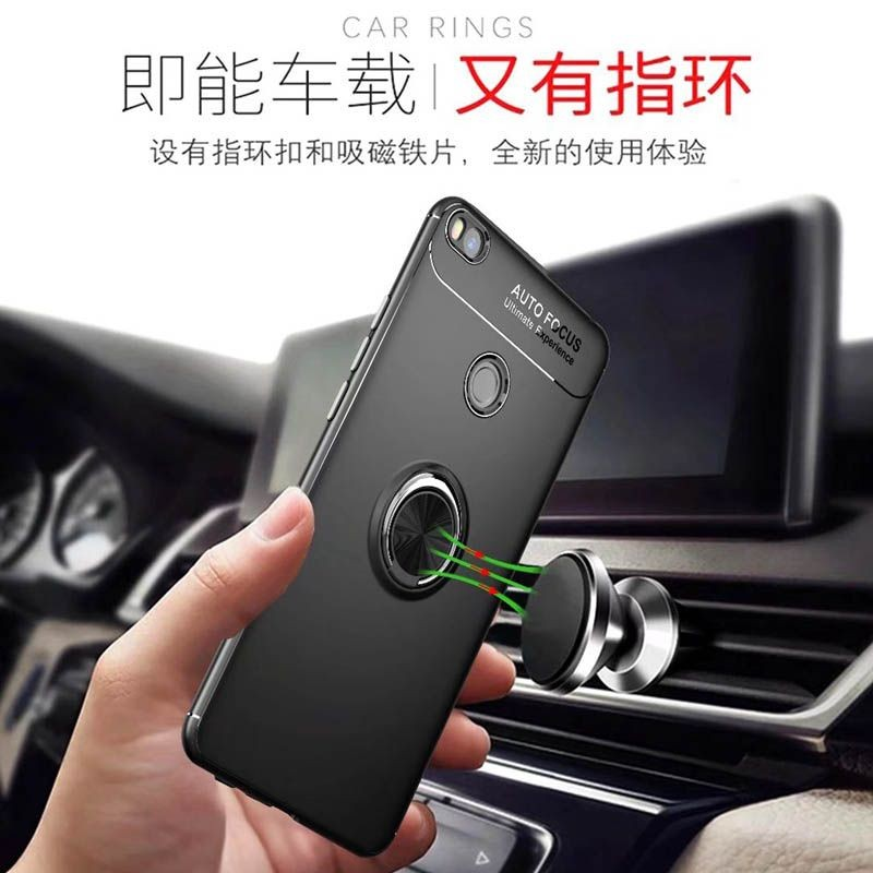 محافظ ژله ای Magnetic Ring Case Xiaomi Mi Max2