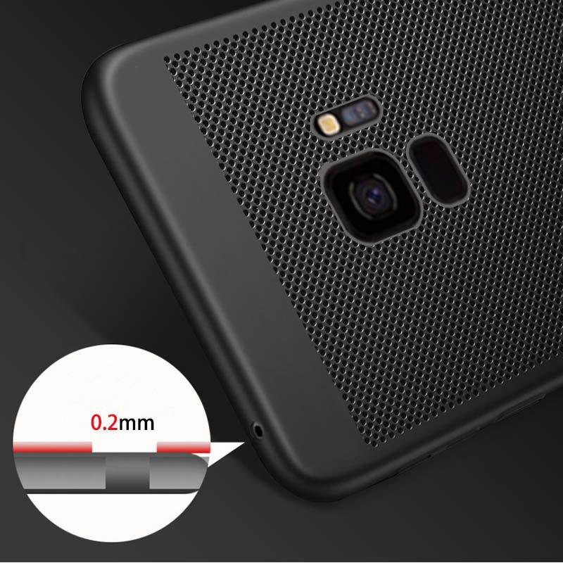قاب سخت Loopeo Case Samsung Galaxy A8 2018