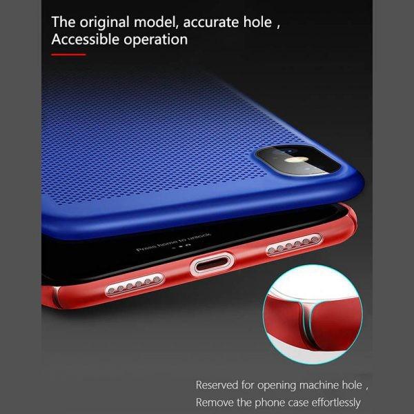 قاب سخت Loopeo Case Apple iPhone X