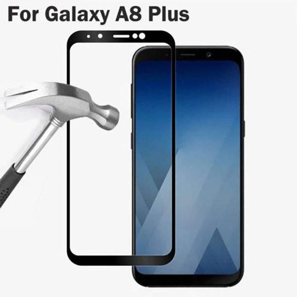 محافظ صفحه نمایش تمام چسب Samsung Galaxy A6 2018