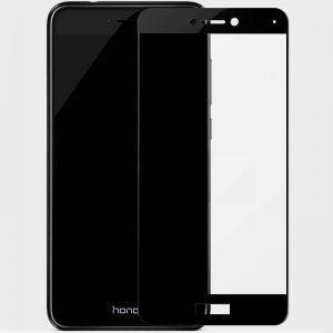 محافظ صفمحافظ صفحه نمایش تمام چسب Huawei Honor 8 Lite