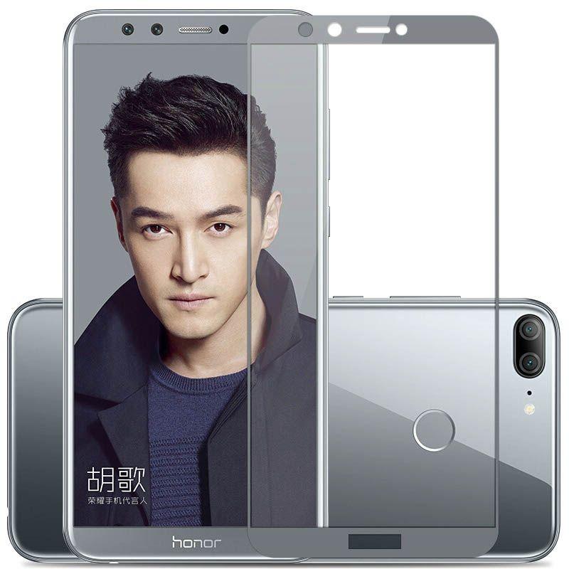 محافظ صفحه نمایش تمام چسب Huawei Honor 9 Lite