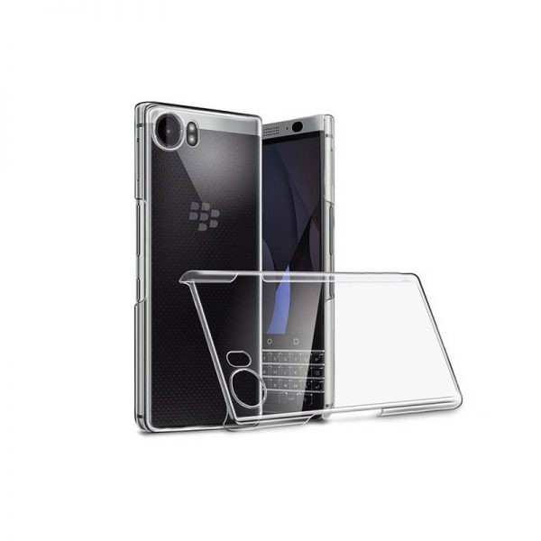 قاب محافظ شیشه ای Mercury Crystal Cover BlackBerry KEYone