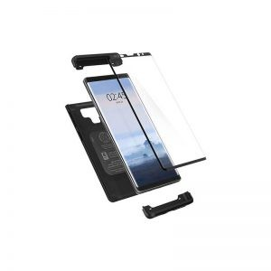 قاب محافظ و گلس Spigen Thin Fit 360 Samsung Galaxy Note 9