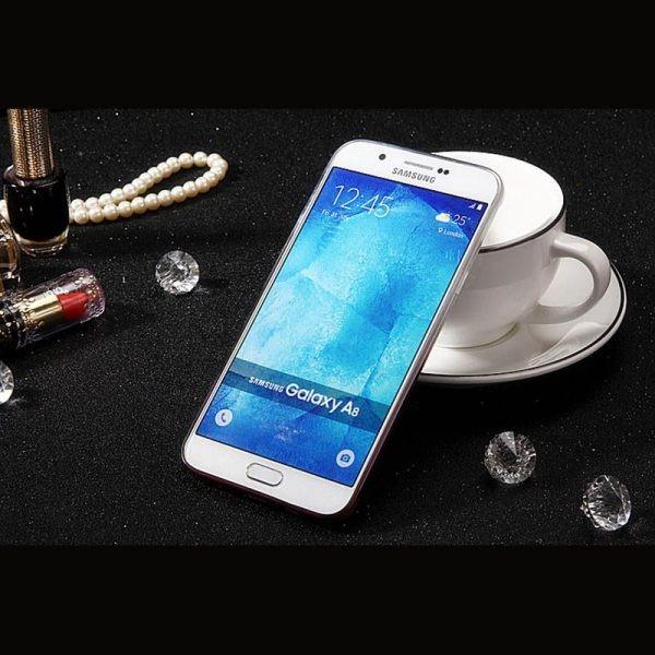 قاب ژله ای اکلیلی Alkyd Jelly Samsung Galaxy A5 2017