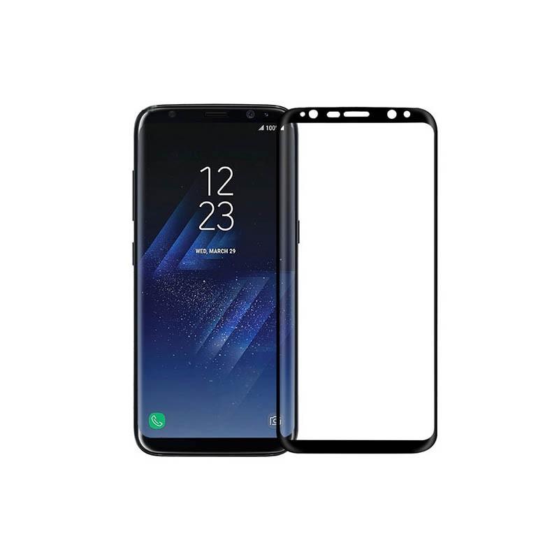 محافظ صفحه نمایش Subway 4D Nano Samsung Galaxy S8 Plus