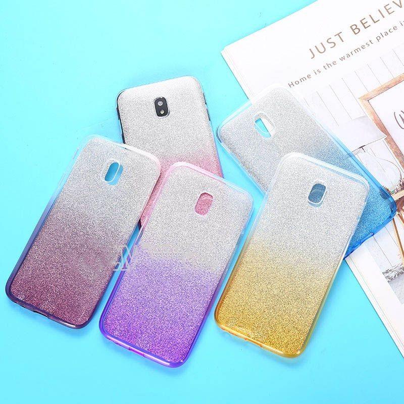 قاب ژله ای اکلیلی Alkyd Jelly Samsung Galaxy J7 Pro