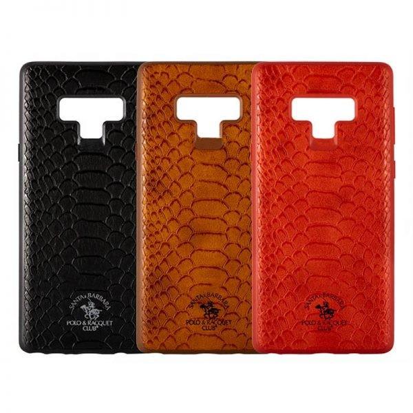 قاب محافظ چرمی پولو Polo Knight Case Samsung Galaxy Note 9