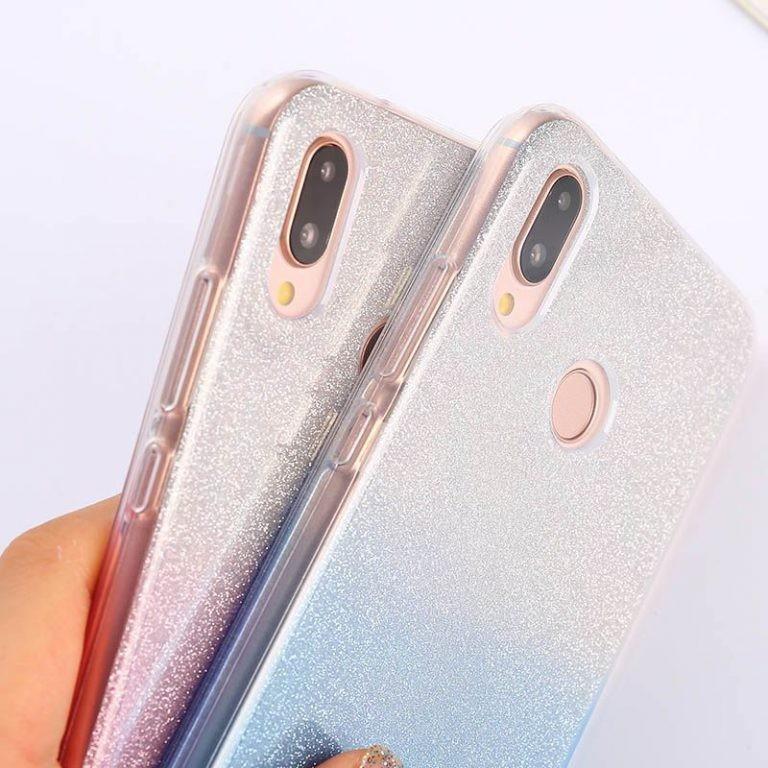 قاب ژله ای اکلیلی Alkyd Jelly Huawei P20 Lite