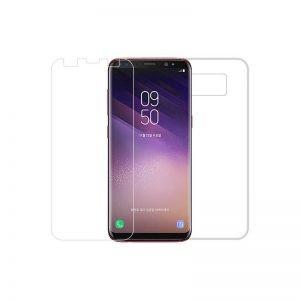 محافظ صفحه پشت و رو Galaxy S8 Plus