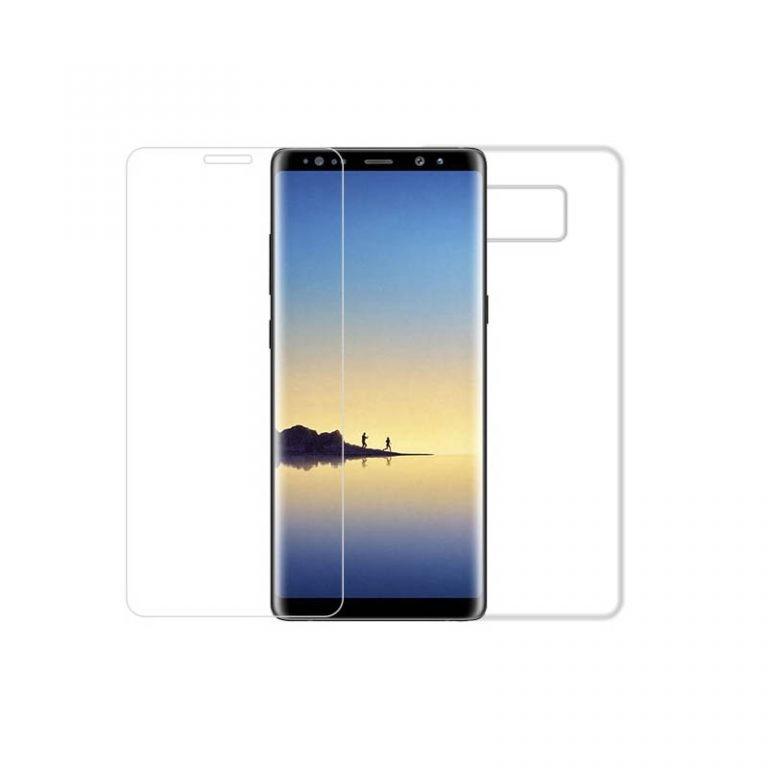 محافظ صفحه پشت و رو Galaxy Note 8