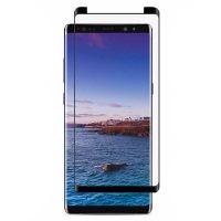 محافظ صفحه نمایش تمام چسب با پوشش کامل Glass Samsung Galaxy Note 9