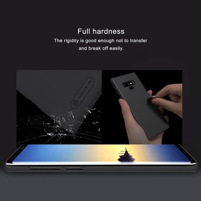 قاب نیلکین Frosted Case Samsung Galaxy Note 9