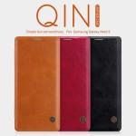 کیف چرمی نیلکین Qin Case Samsung Galaxy Note 9