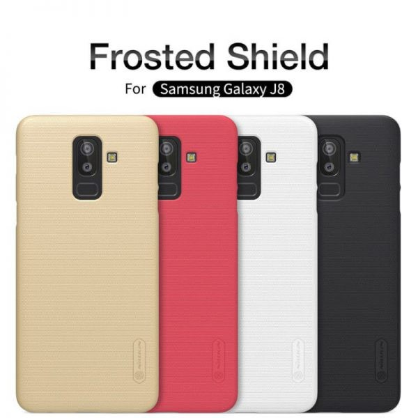 قاب نیلکین Frosted Case Samsung Galaxy J8