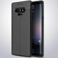 قاب ژله ای طرح چرم Auto Focus Jelly Case Samsung Galaxy Note 9