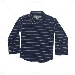 پیراهن پسرانه آستین بلند مدل 103