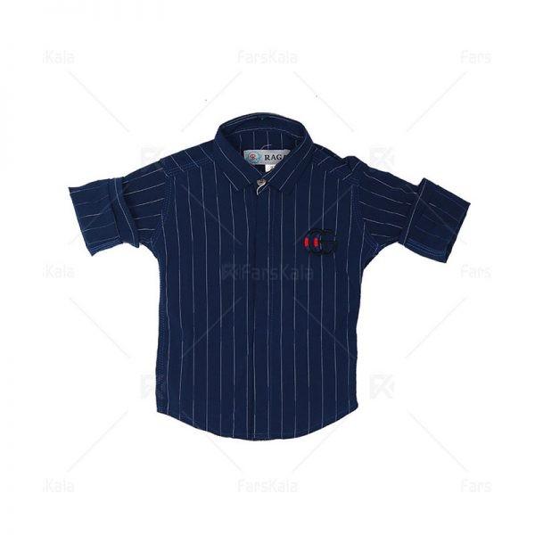 پیراهن پسرانه آستین بلند PPAB105