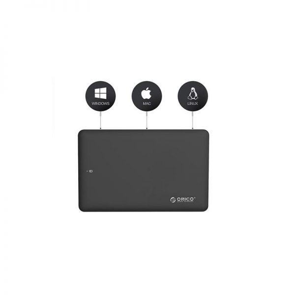 باکس هارد Orico 2.5 inch 2599US3