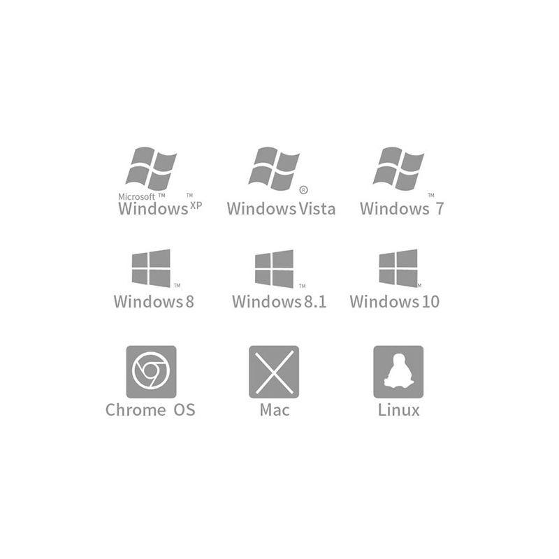 هاب Orico 4 Port USB3.0 Transparent HUB MH4U-U3