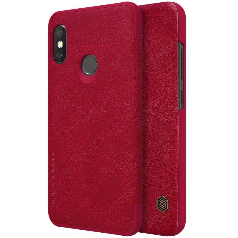 کیف چرمی نیلکین Qin Case Xiaomi Redmi 6 Pro