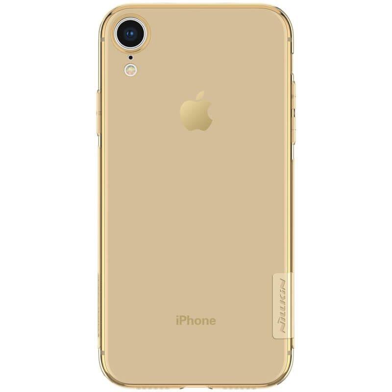 محافظ ژله ای Nillkin Nature TPU Apple iPhone XR