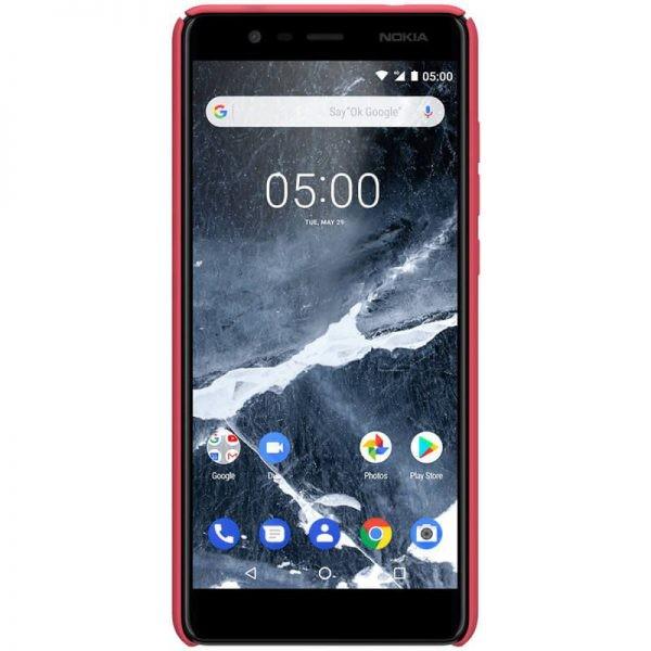 قاب نیلکین Frosted Case Nokia 5.1
