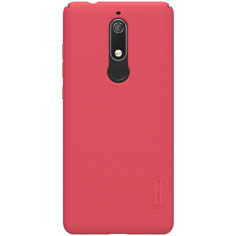 قاب نیلکین Frosted Case Nokia 5.1