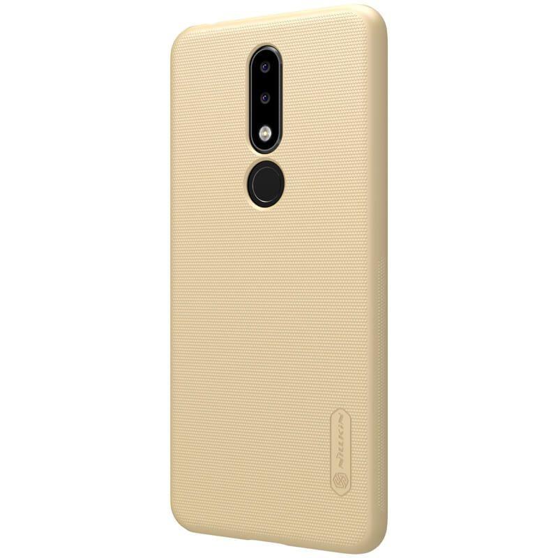 قاب نیلکین Frosted Case Nokia X5