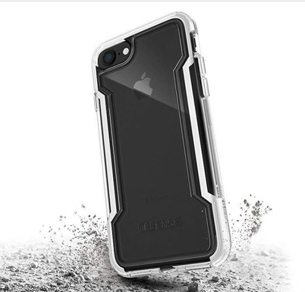 قاب محافظ x-doria defense crystal Apple iPhone 8