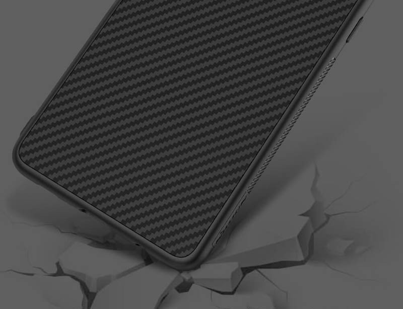قاب محافظ فیبرکربن نیلکین سامسونگ Nillkin Synthetic Fiber Case Samsung Galaxy S10