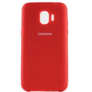 قاب محافظ سیلیکونی Silicone Cover Samsung Galaxy J2 Pro 2018