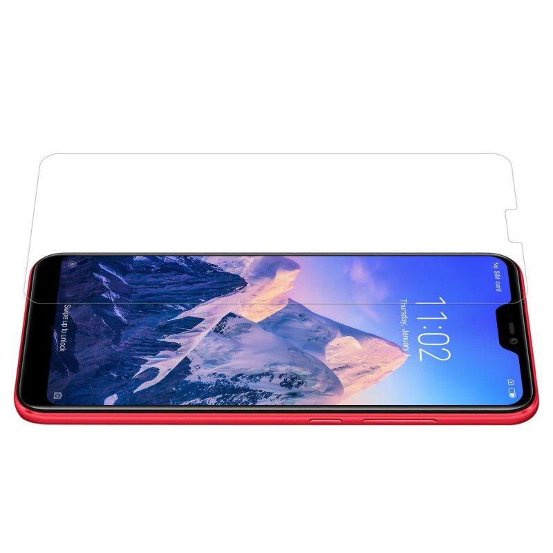 محافظ صفحه نمایش نیلکین H Glass Xiaomi Redmi 6 Pro