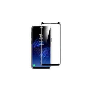 محافظ صفحه نمایش خمیده تمام چسب Samsung Galaxy S9
