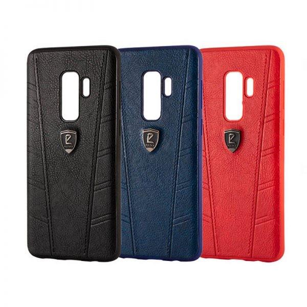 قاب محافظ چرمی Puloka Case Samsung Galaxy S9 Plus