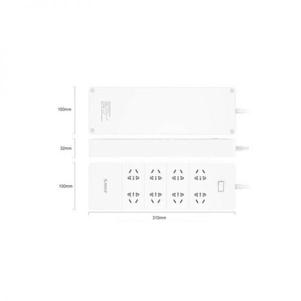 چند راهی 8 سوکت و 5 یو اس بی Orico HPC-8A5U-V1
