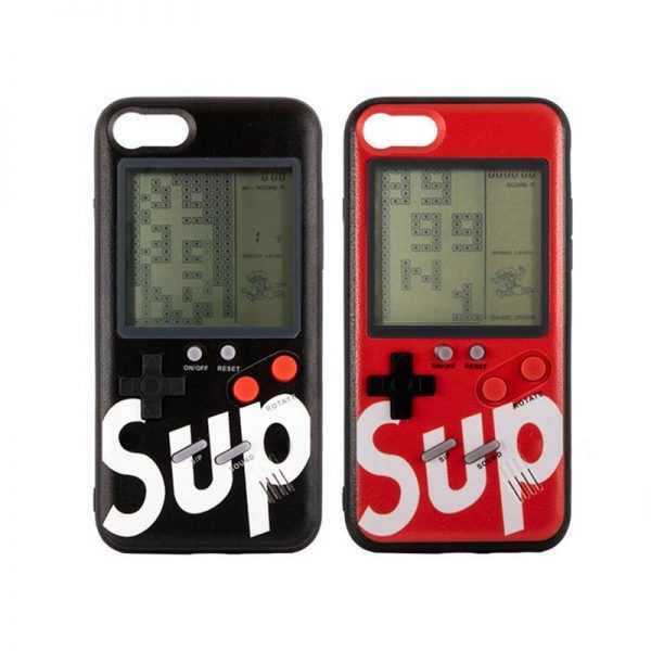قاب آتاری دستی CaseNerd SUP GameBoy iPhone 8