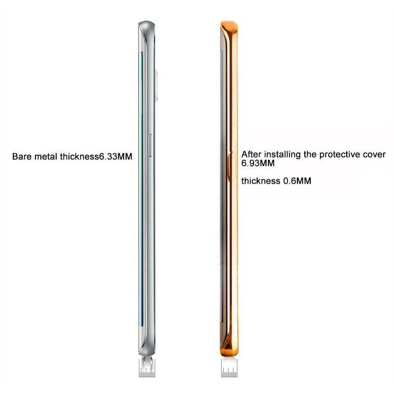 محافظ ژله ای BorderColor Samsung Galaxy S7 Edge