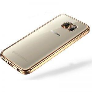 محافظ ژله ای BorderColor Samsung Galaxy S6 Edge