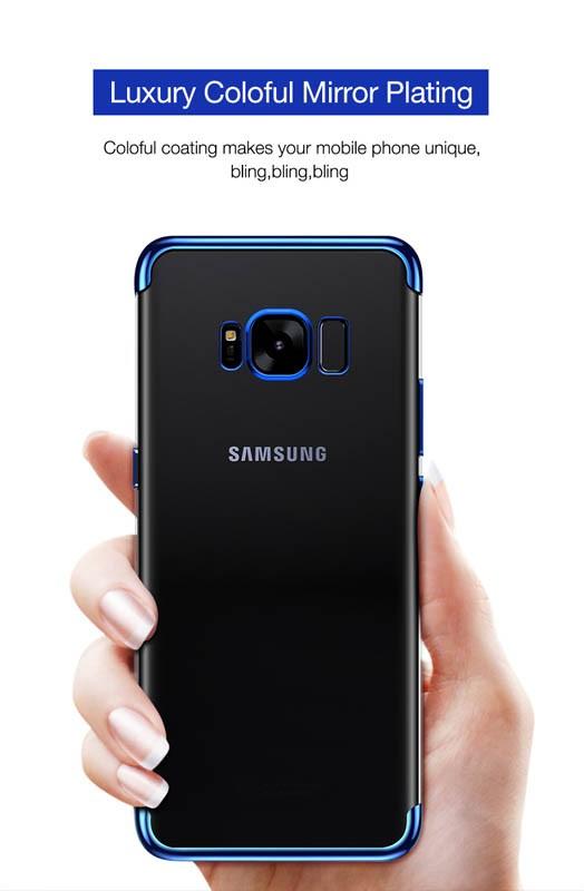 محافظ ژله ای BorderColor Case Samsung Galaxy A7 2016