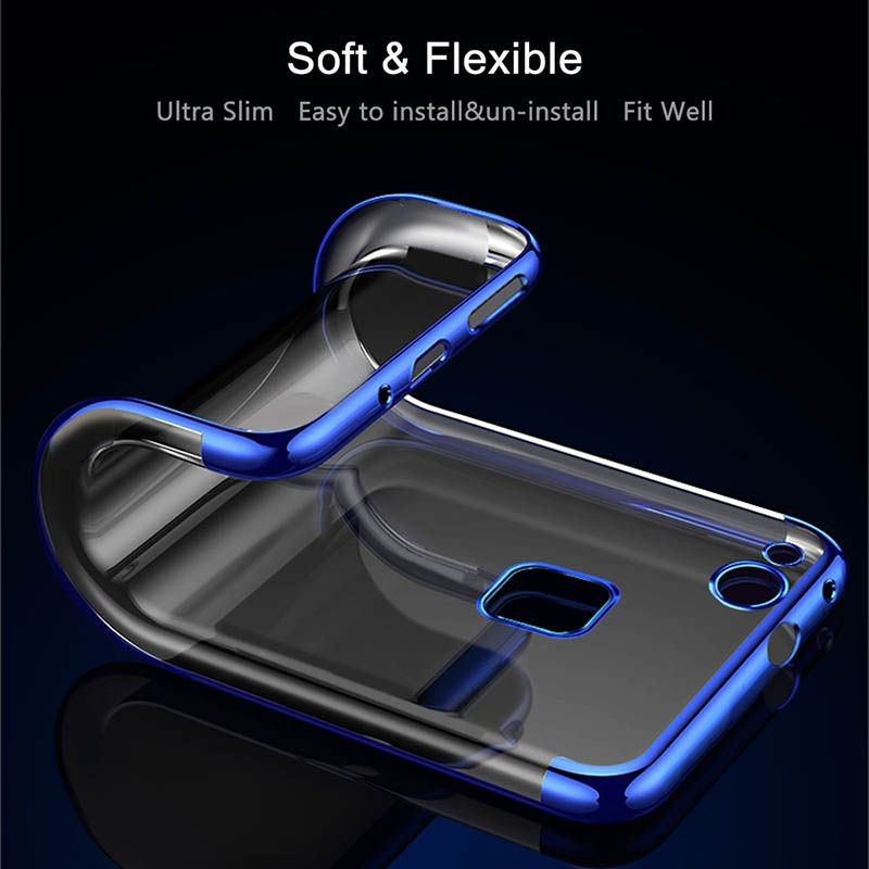 محافظ ژله ای BorderColor Huawei P8 Lite 2017