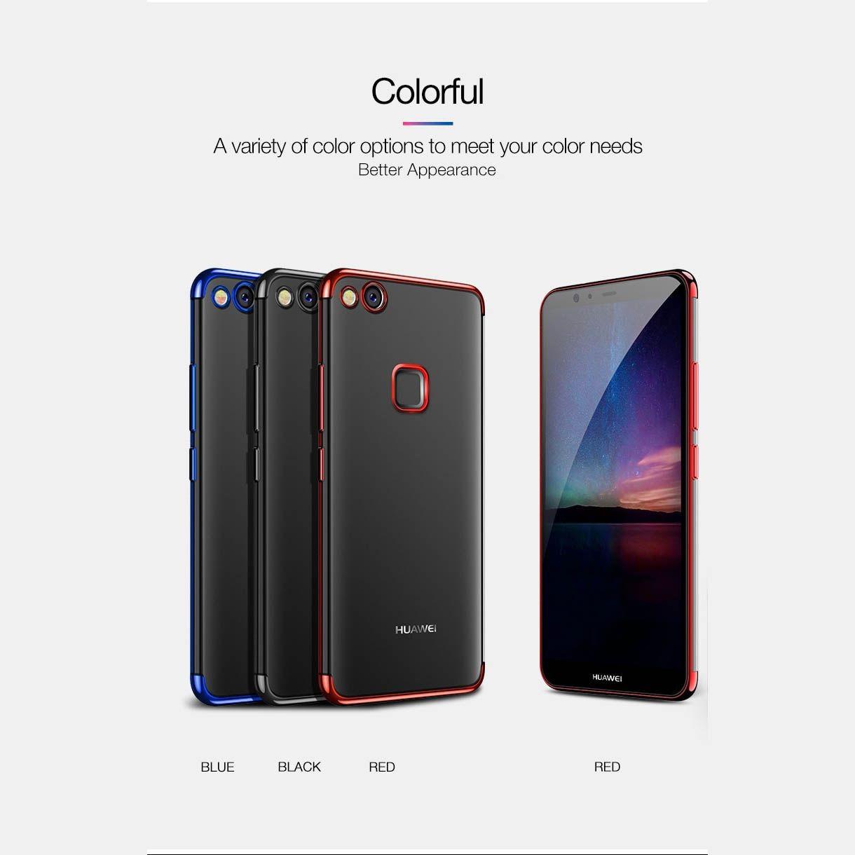 محافظ ژله ای BorderColor Huawei Honor 8 Lite